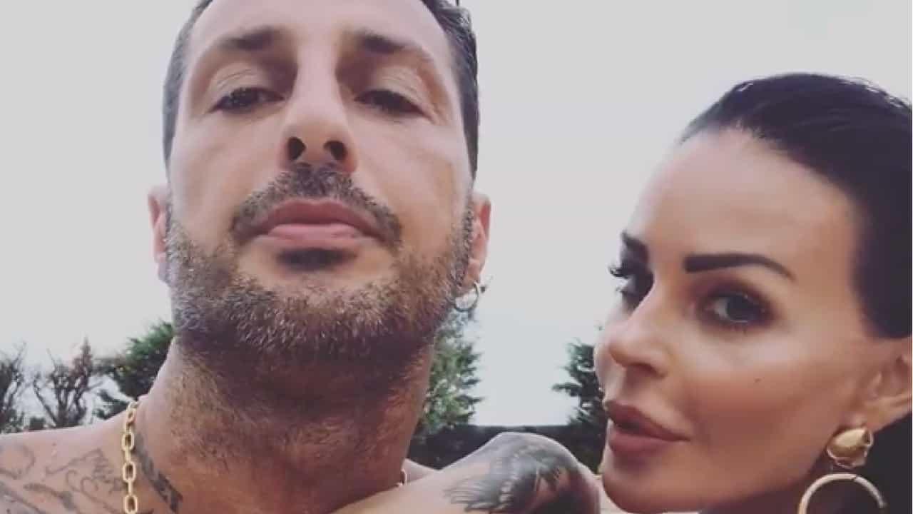 Fabrizio Corona torna da Nina Moric
