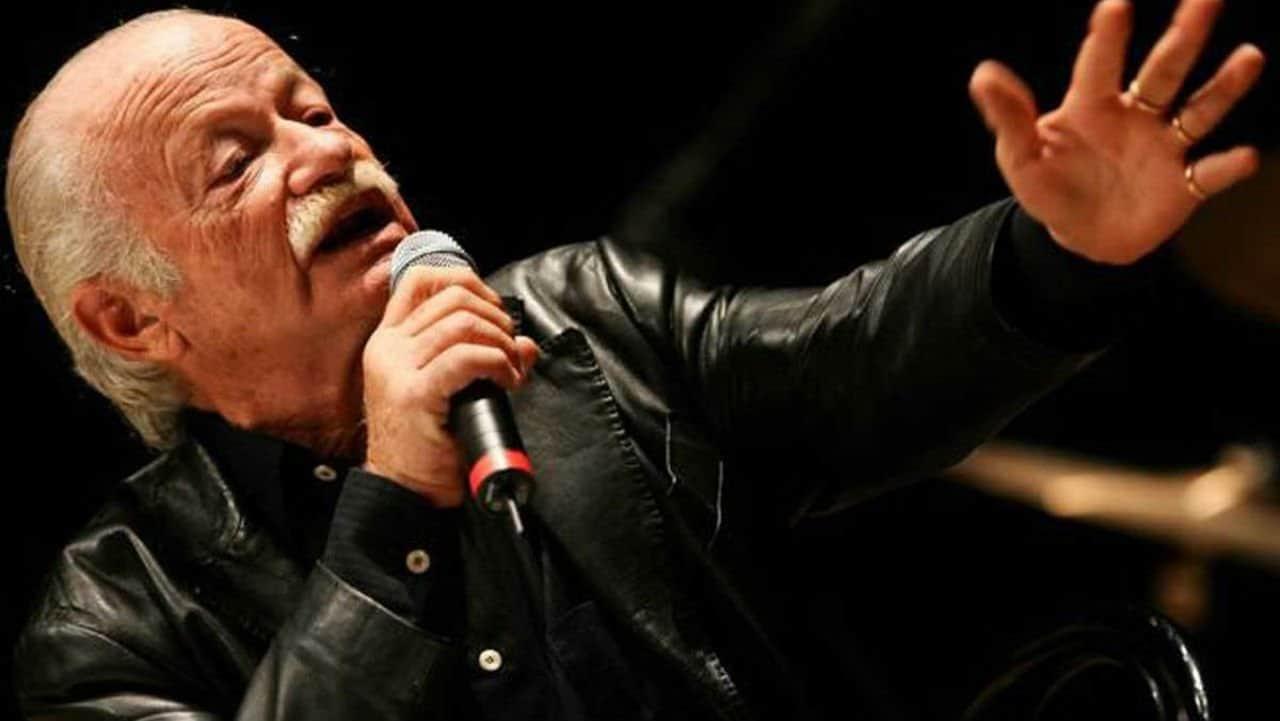 Gino Paoli costretto ad annullare i concerti per un infortunio
