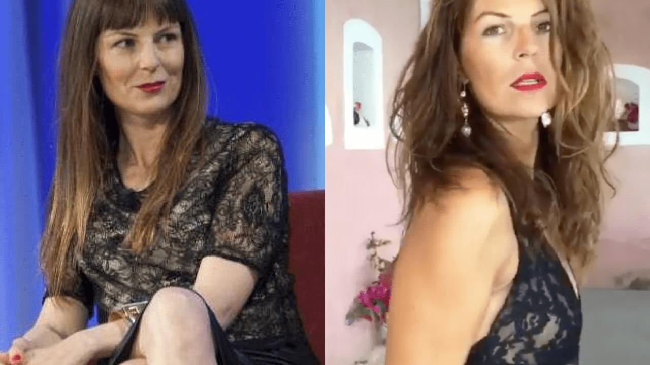 """Marina La Rosa """"sfida"""" Dolce&Gabbana: il video sensuale in lingerie"""