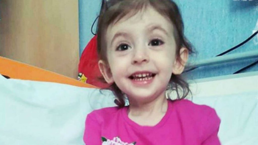 È morta la piccola Elisa, sconfitta dalla leucemia