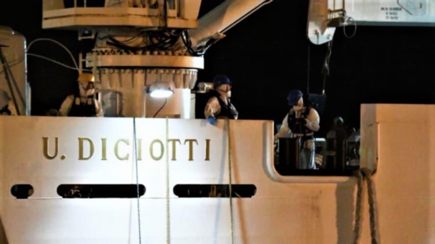 Il pm del caso Diciotti Patronaggio è stato minacciato da Gladio