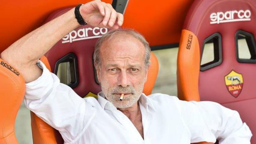 Walter Sabatini ricoverato in terapia intensiva