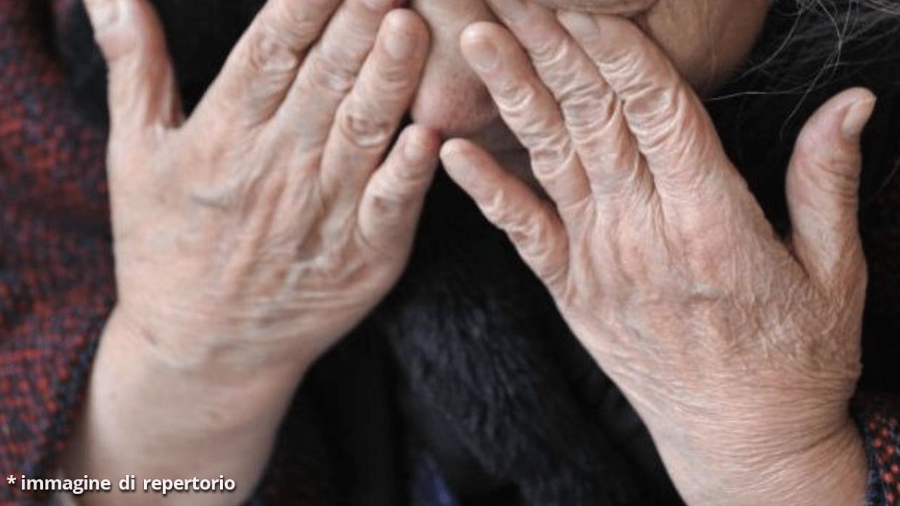 Caserta, anziana di 74 anni violentata in casa