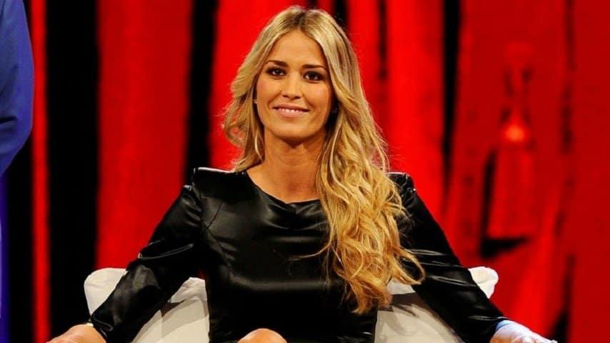 Elena Santarelli ritorno in tv