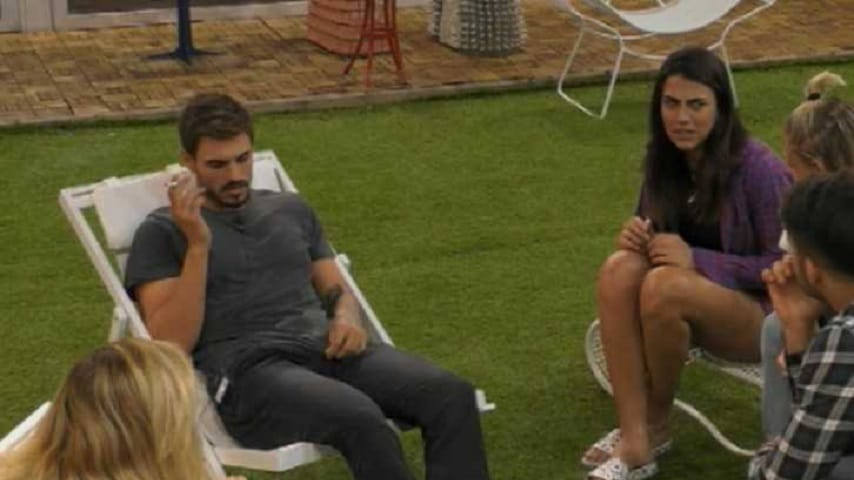 Francesco Monte e Giulia Salemi flirt