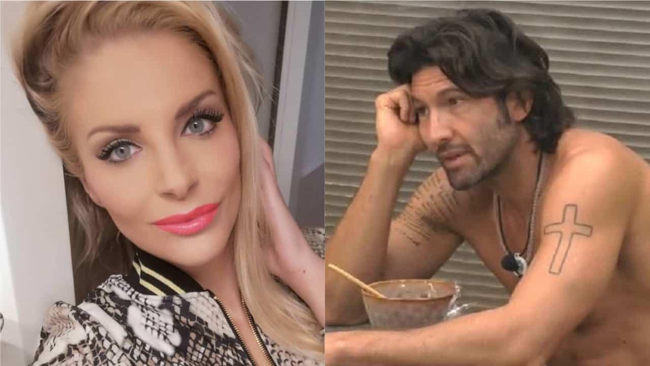 Francesca Cipriani pazza di Walter Nudo: vuole entrare nella Casa