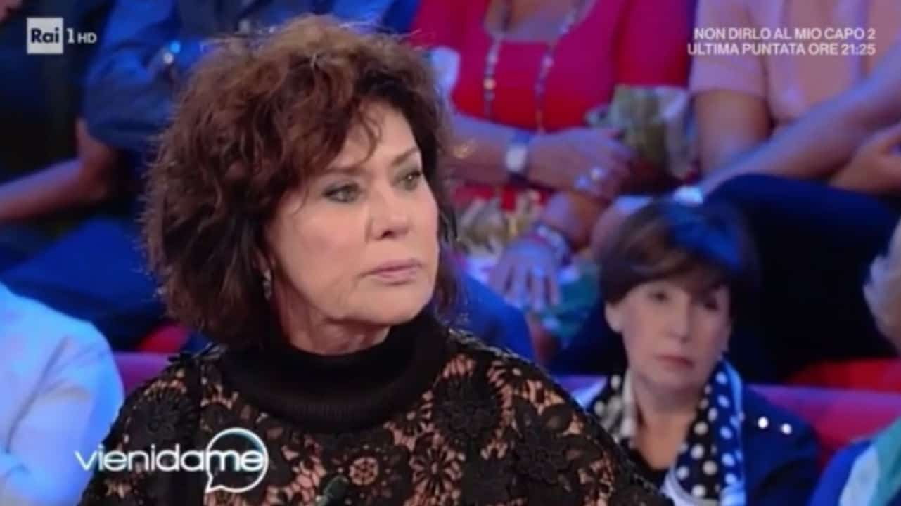 """Corinne Clèry: """"Non ho rapporti con mio figlio da due anni"""""""