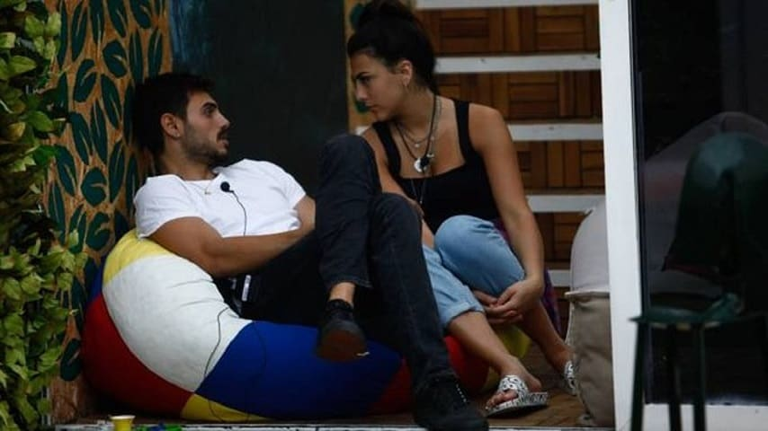 Francesco Monte e Giulia Salemi offese