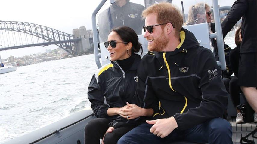 Harry e Meghan in Australia: il prossimo royal baby sarà il loro