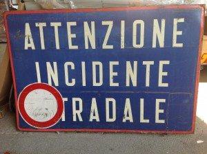Tragico incidente del Salernitano: sette auto coinvolte e un morto