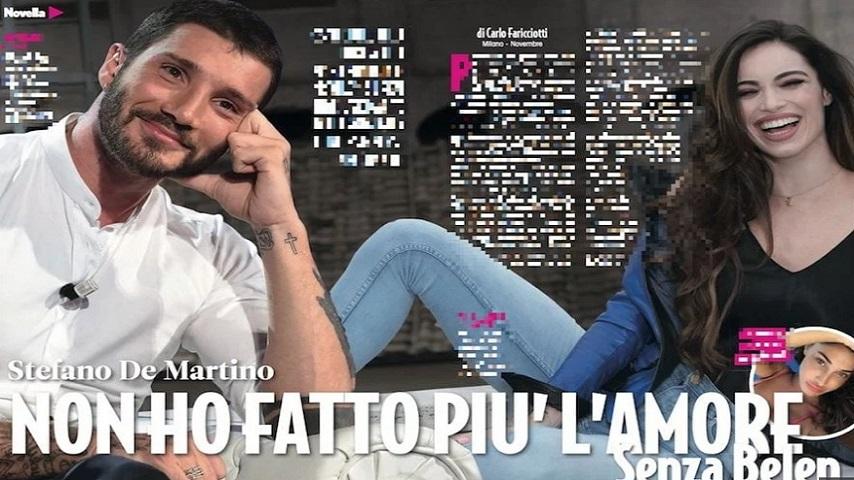 Stefano De Martino Rivelo