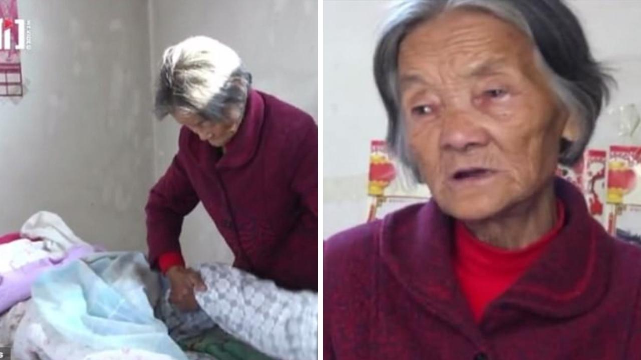 In coma da 12 anni, la mamma lo accudisce senza sosta