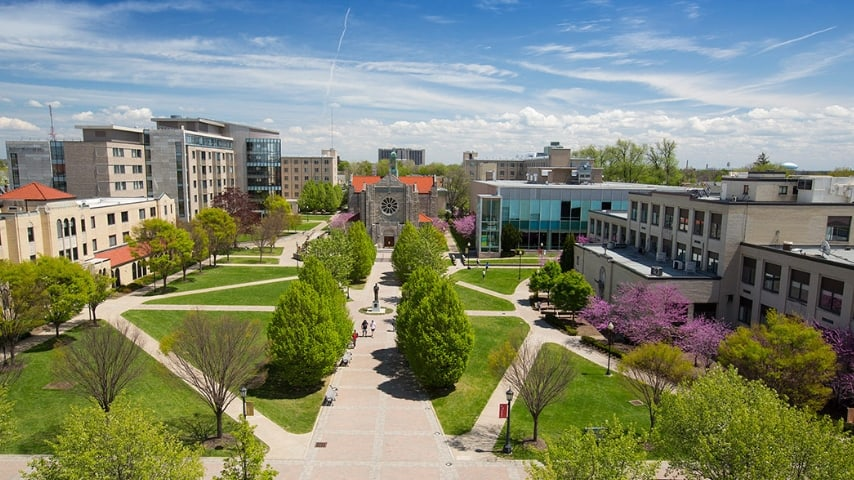 Canisius college di Buffalo