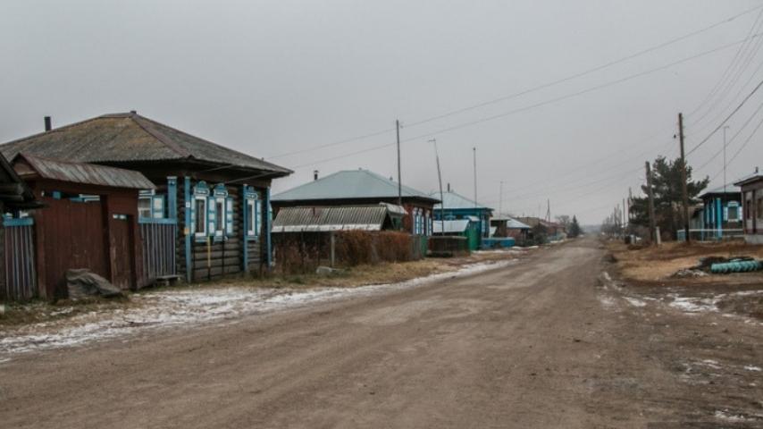 Il villaggio di Chesma.