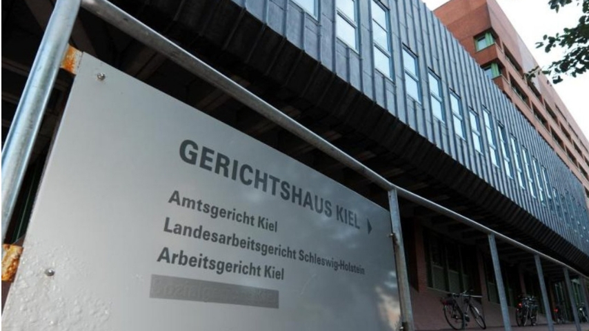 La corte distrettuale di Kiel