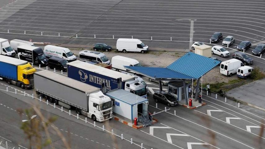 Il porto di Newhaven