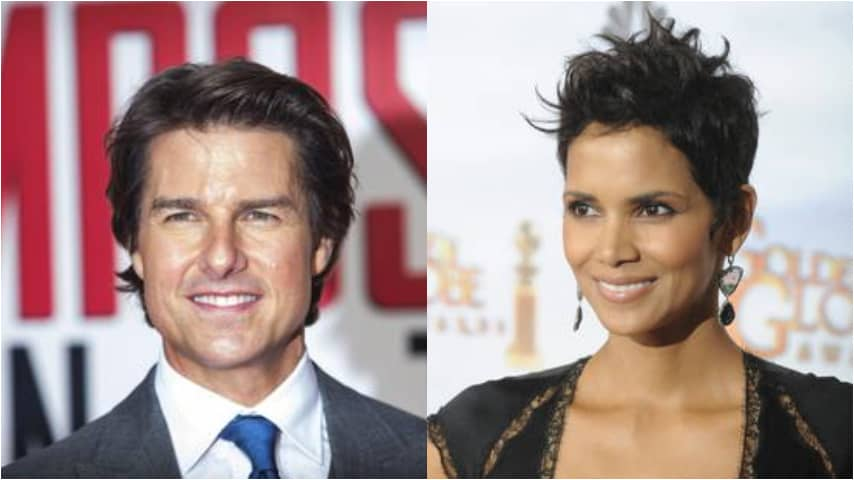 Tom Cruise e Halle Berry