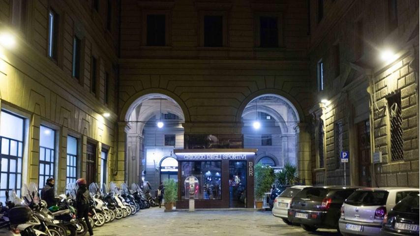 Via Anselmi, Firenze
