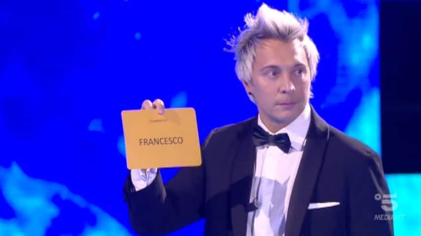 Francesco Monte eliminato