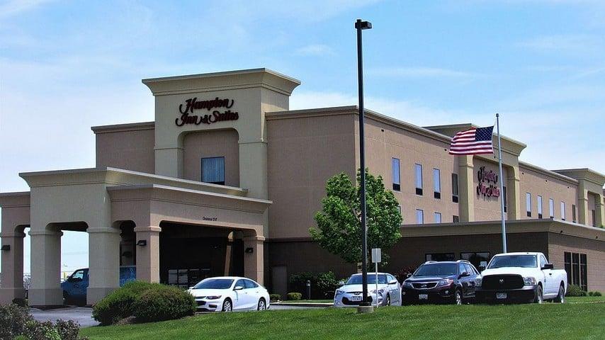 Albergo Hampton Inn and Suites