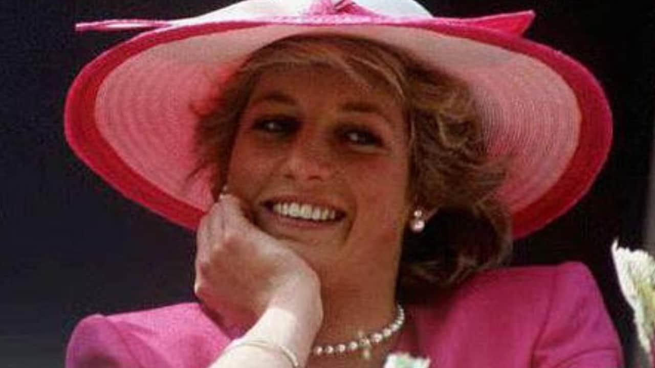 Ritratto di Lady Diana