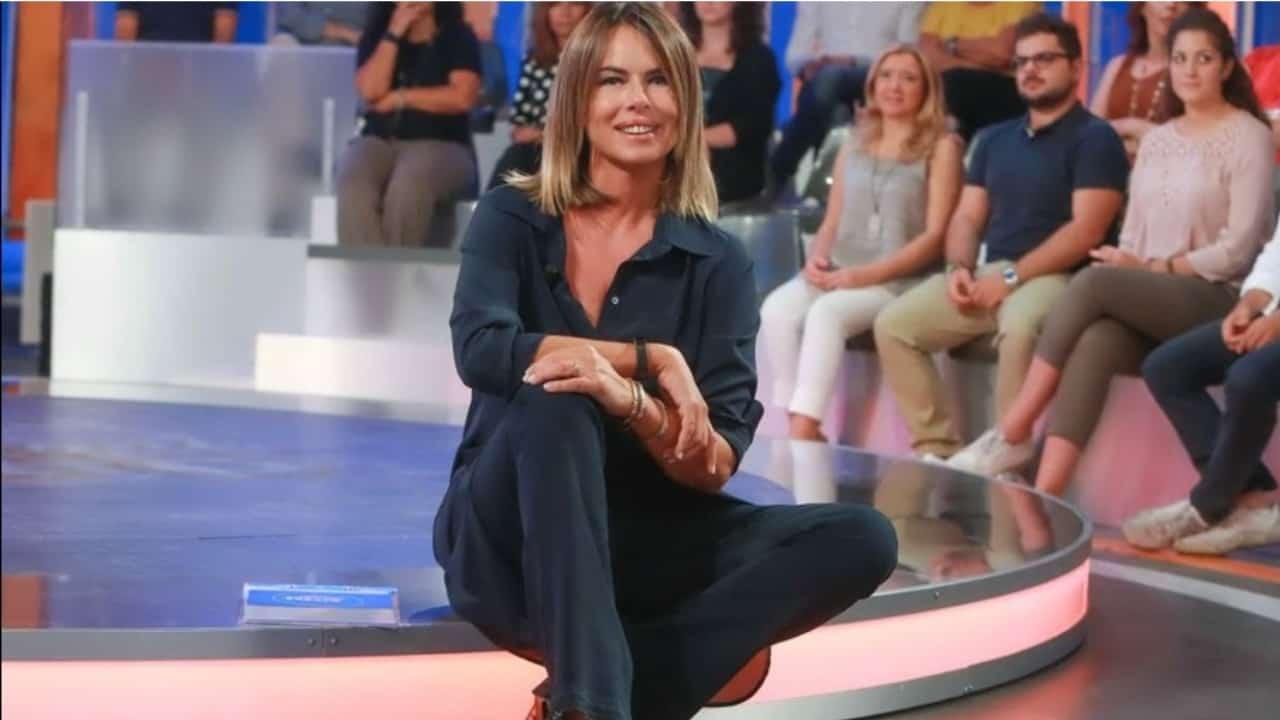 La conduttrice Paola Perego