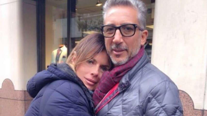 Paola Perego e il marito Lucio Presta