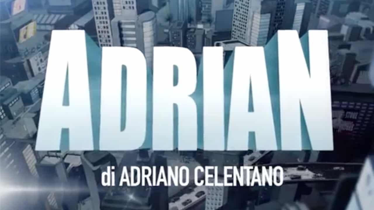 Adriano Celentano torna con la nuova serie cartoon