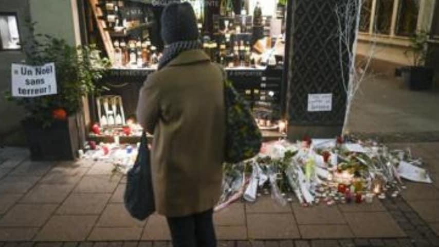 Strasburgo dopo l'attentato. Credits: AFP