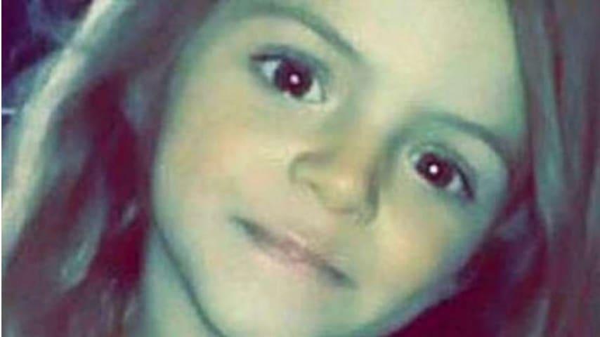 Amelia brooke Harris: la figlia di 3 anni