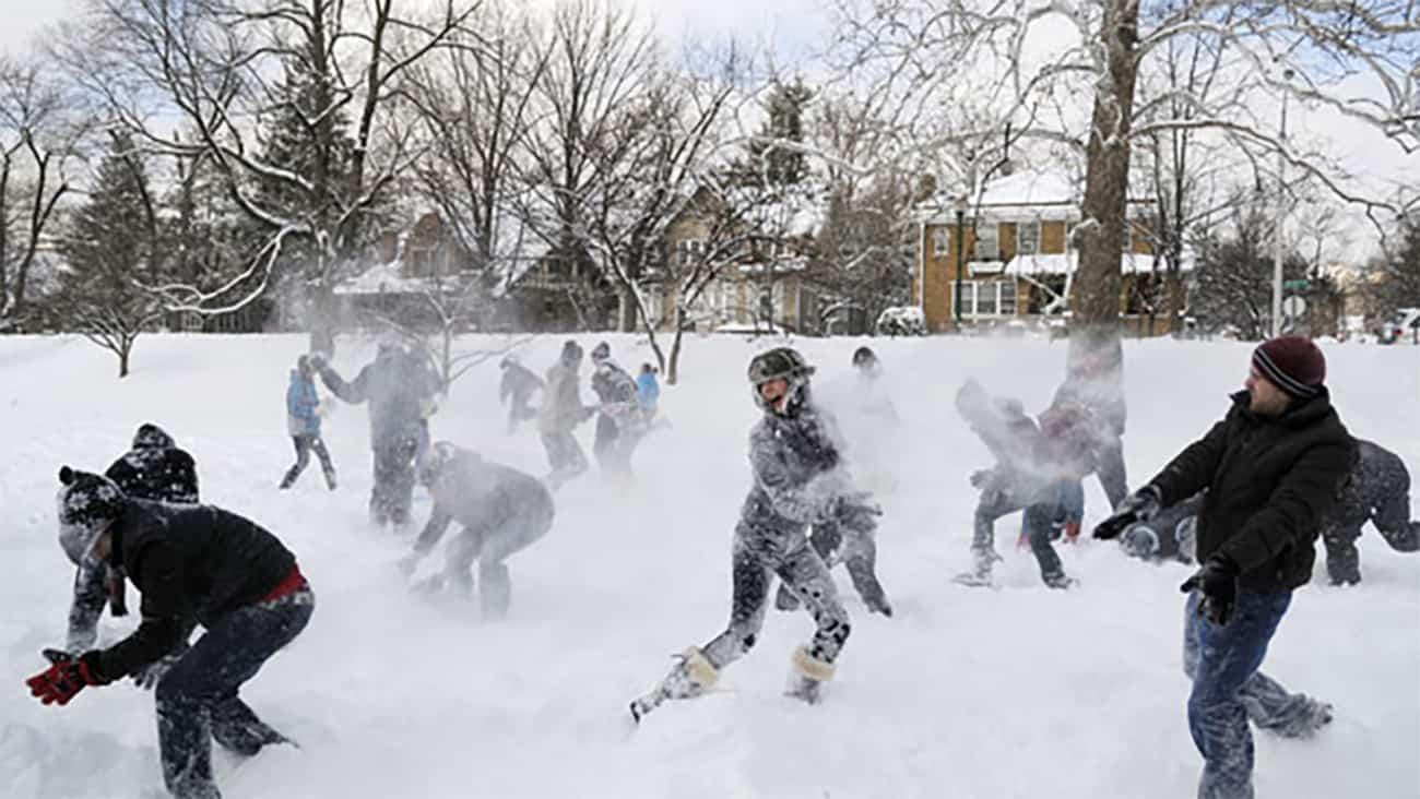 battaglia neve