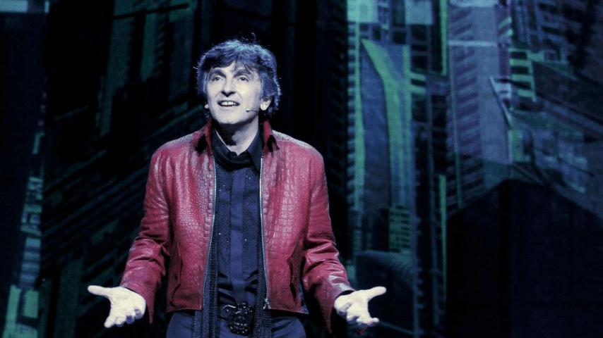 Vincenzo Salemme, 61 anni, ha esordito in una compagnia teatrale nel 1976. Foto: Facebook
