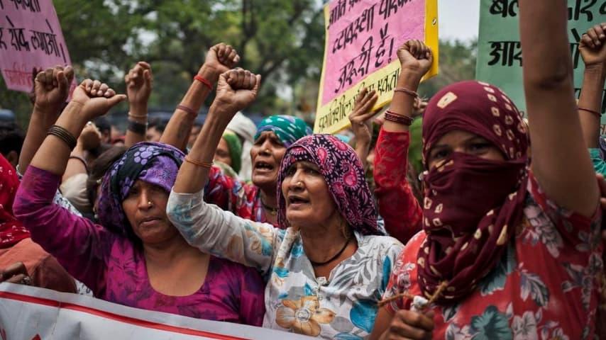 dalit-protesta