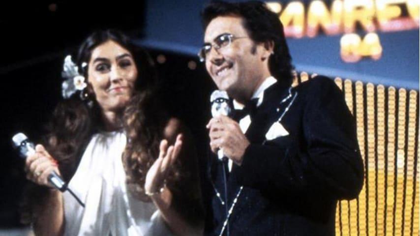Romina Power al festival di Sanremo del 1984