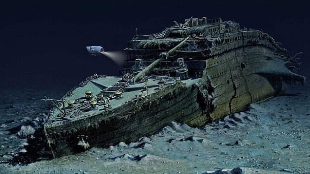 Titanic: la vera storia del ritrovamento della nave