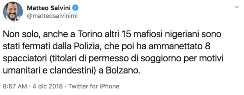 tweet-salvini