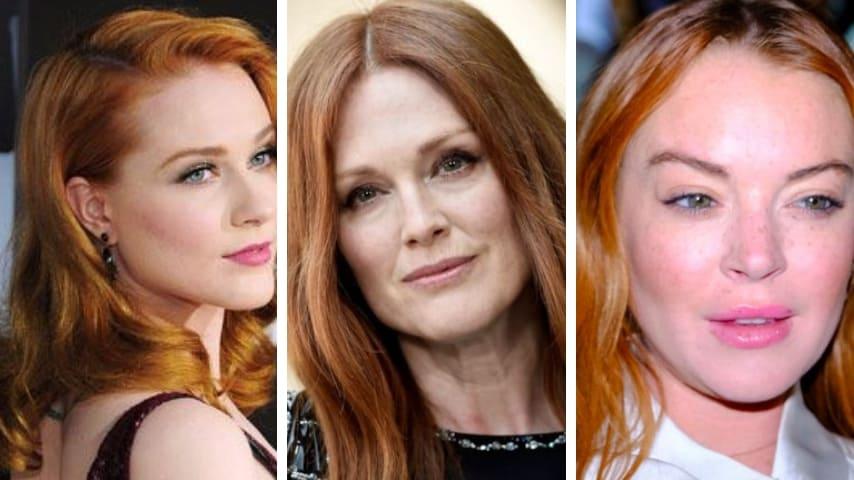 vip capelli rossi