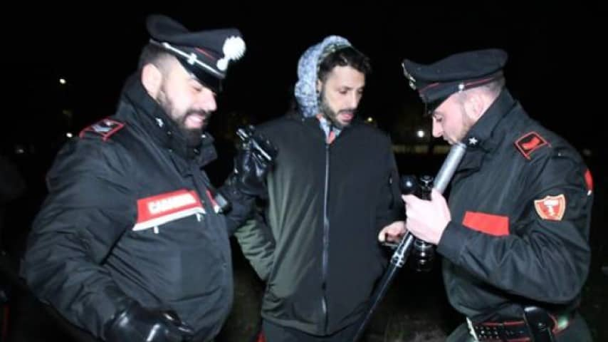 """Corona e il """"boschetto della droga"""": la Procura lo vuole in carcere"""