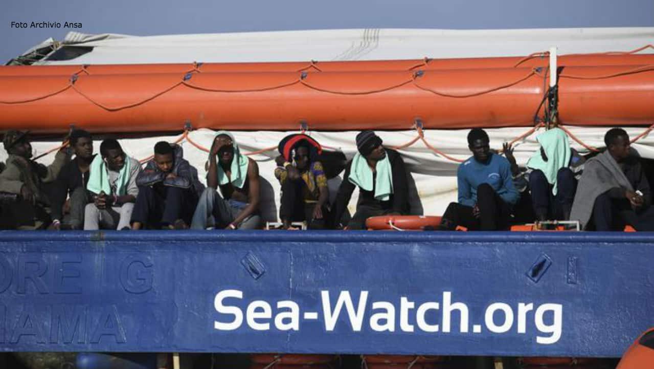 Sea Watch: i 47 migranti sbarcano a Catania