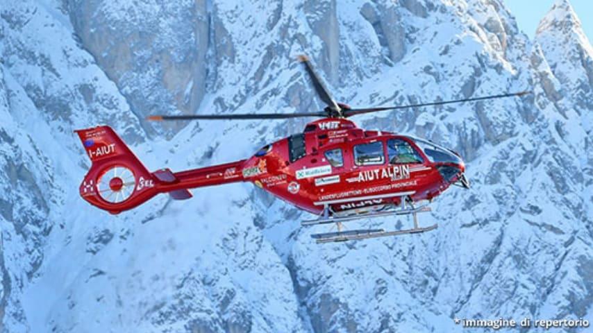 Soccorso alpino delle Dolomiti