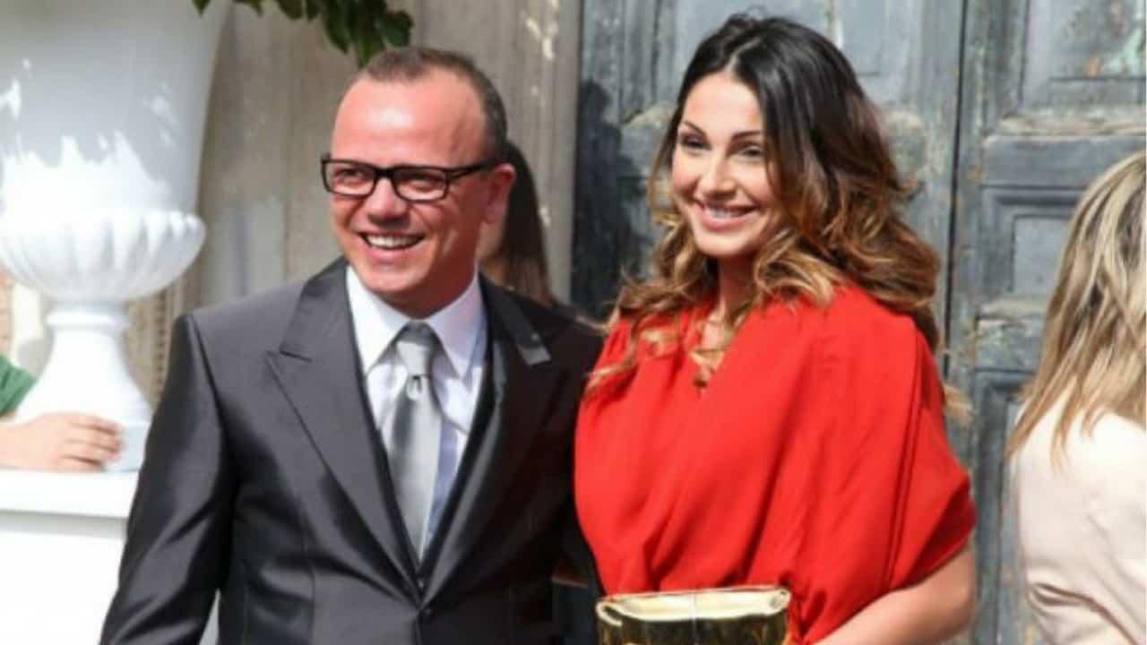 Anna Tatangelo e Gigi D'Alessio insieme