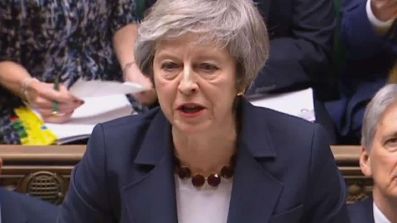 Brexit il parlamento dice no