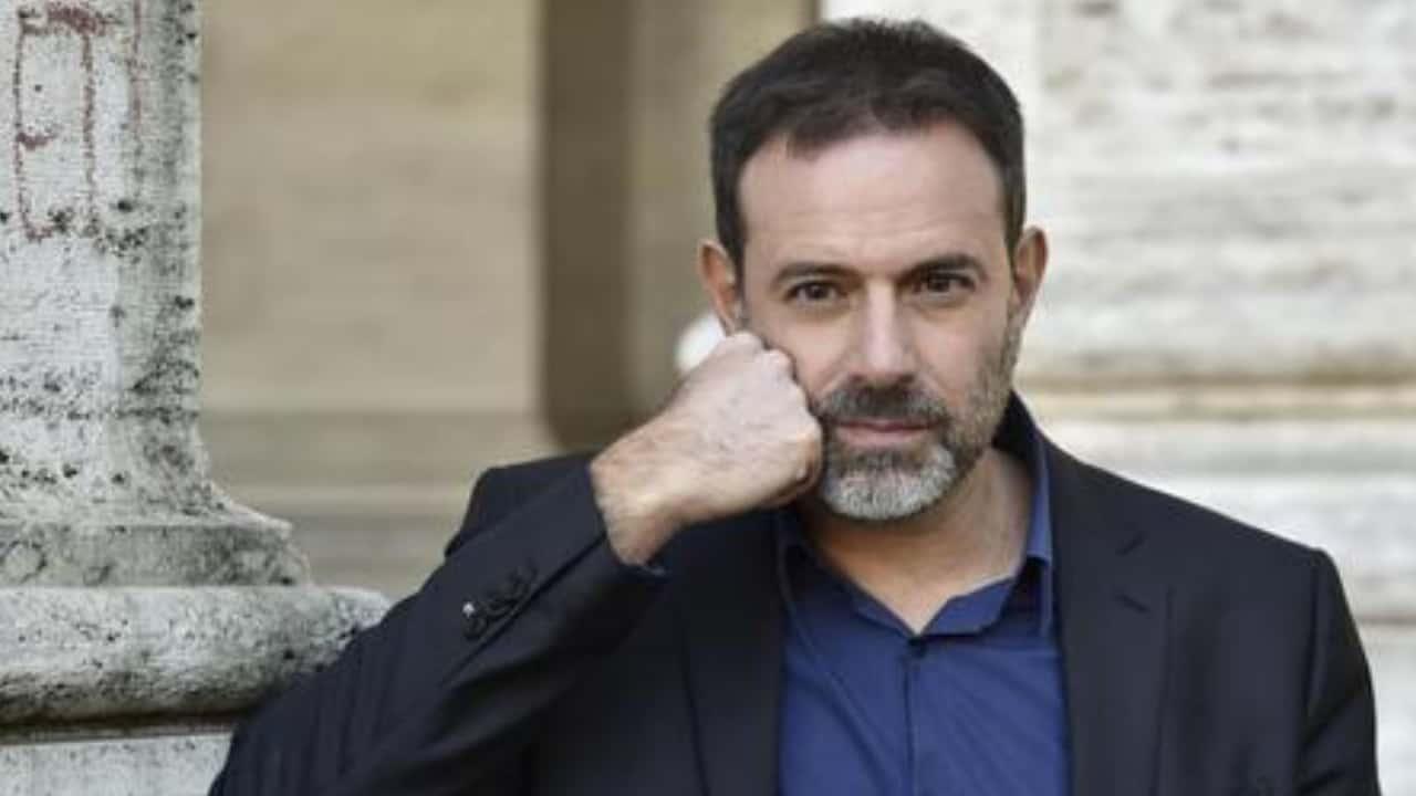 Fausto Brizzi, regista accusato di molestie sessuali e ora scagionato.