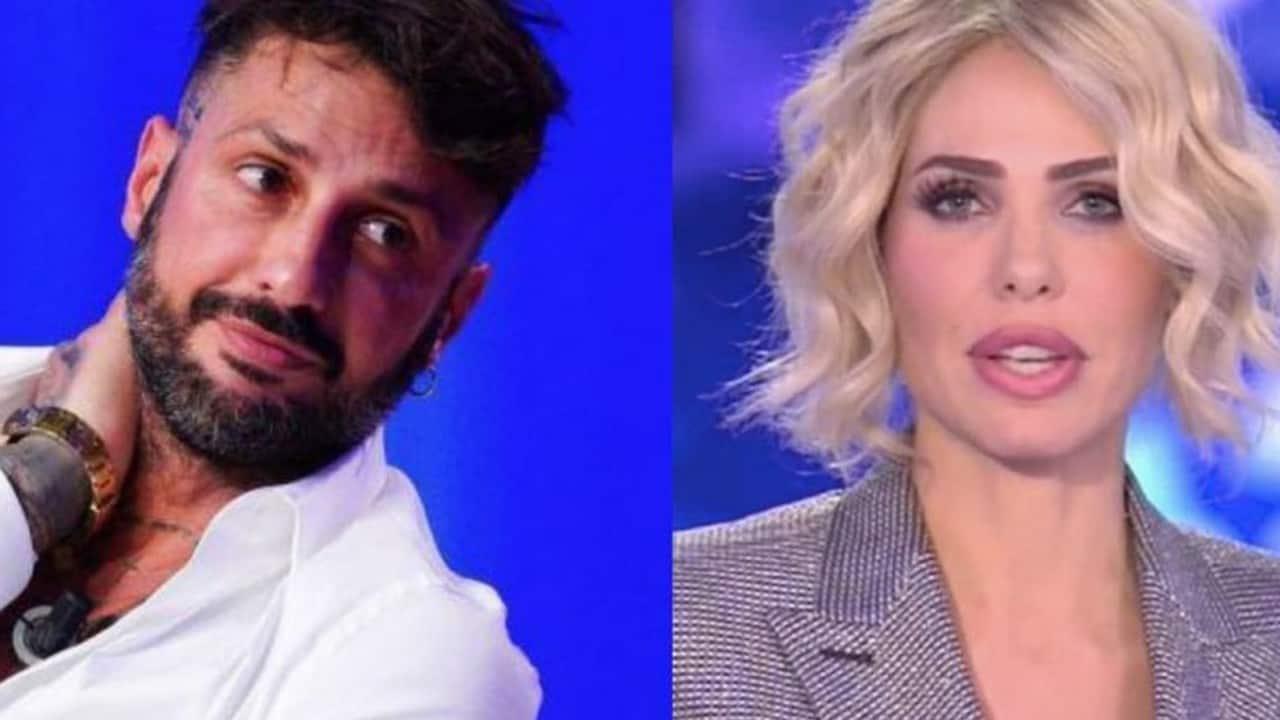 Fabrizio Corona e Ilary Blasi