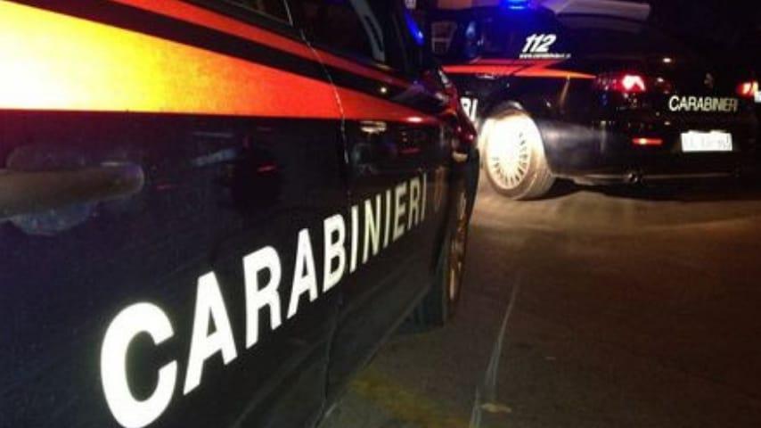 I carabinieri indagano sul caso