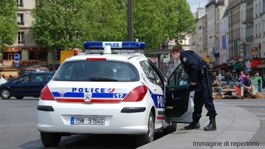 Police PArigi