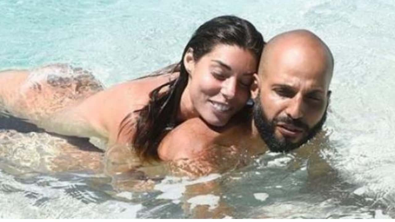 Bianca Atzei e Jonathan Kashanian all'Isola dei Famosi