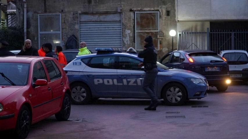 La polizia è ancora intenta a fare rilevamenti
