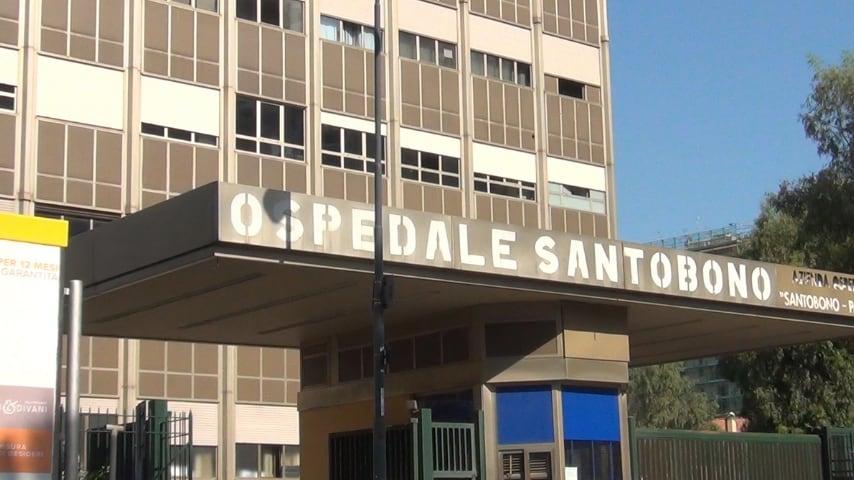 La sorellina della vittima è stata ricoverata d'urgenza presso l'ospedale pediatrico Santobono