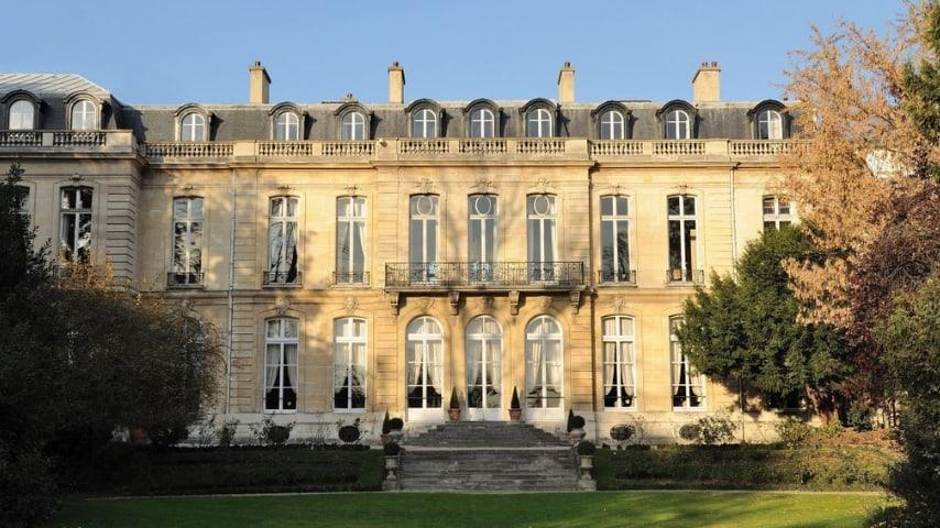 L'ambasciata italiana a Parigi